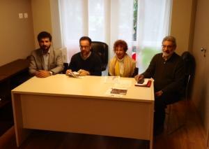 Rossi, Ferrari, Manica e Cremona (Pd)