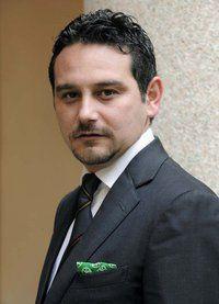 Il sindaco di Novara Alessandro Canelli