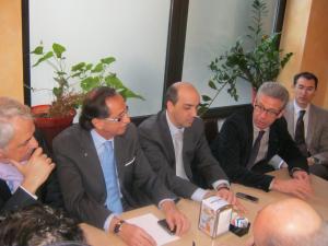 Mancuso, Canetta, Nastri, Sozzani e Baraggini