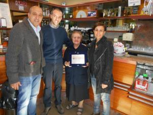 Varone, Binatti e Simeone premiano Grazia Franzini