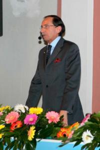 Il vice sindaco di Trecate, Rossano Canetta