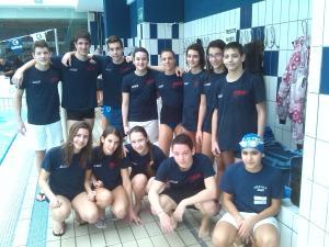 Trecate nuoto ottimi risultati a casale freenovara - Trecate piscina ...
